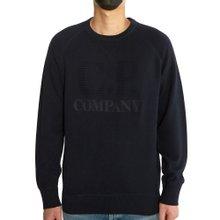 [씨피컴퍼니] 로고 08CMKN061A 005664A 888 남자 니트/스웨터
