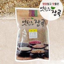 맛있는 잡곡/ 슈퍼 푸드 귀리 900g x 8팩 / 캐나다산 귀리 / 국내도정