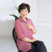 마담4060 엄마옷 베리남방자켓-ZJK005001-