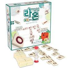 [코리아보드게임즈] 라온 한글낱말게임
