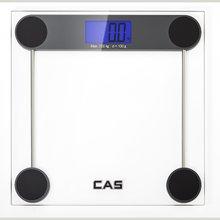 카스(CAS) 디지털 스퀘어 누드형 체중계 엔바디 HE-22