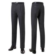 [파파브로]남성 시원한 여름 양복 수트 기본 정장바지 PS-S9-103-차콜