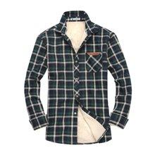 [단군] DG_양털노멀체크셔츠