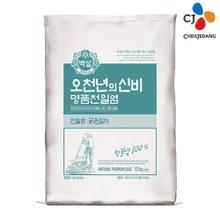 [CJ] 오천년의 신비 명품천일염(굵은입자) 10kg