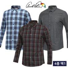 [아놀드파마] FW추천 남성 보온 긴팔 셔츠/남방 균일가 4종 택1/골프웨어_247580