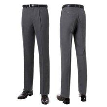 [파파브로]남성 시원한 여름 양복 수트 기본 정장바지 PS-S9-104-그레이