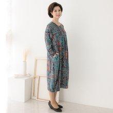 마담4060 엄마옷 항아리타일홈웨어 QHW903001