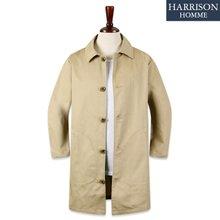 [해리슨] 남자 히든 면 싱글 코트 HES1005