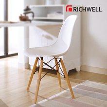 리치웰 에펠 원목의자