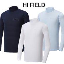 [하이필드] UV차단 COOL 남성 하프넥 골프 이너웨어/언더레이어/골프웨어_246036