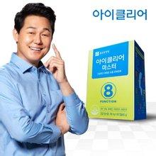 [종근당건강] 아이클리어 마스터 1박스(60캡슐) /건조하고 촉촉한 눈