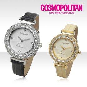 [코스모폴리탄 시계] 한국 공식 본사 정품 여성 시계 CP-104L