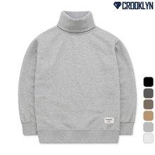 [크루클린] 목폴라 맨투맨 티셔츠 MRL435