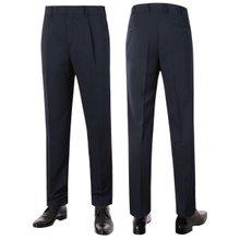 [파파브로]남성 여름 원턱 수트 양복 팬츠 정장바지 LO-C228-네이비