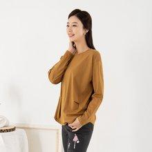 마담4060 엄마옷 편한라인티셔츠 QTE908021