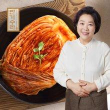 [김나운더키친] 서울식 생 집밥 포기김치 10kg