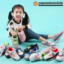 [페이퍼플레인키즈] PK7731 아동 운동화 에어 아동화 유아 남아 여아 주니어 어린이 신발 슈즈 브랜드