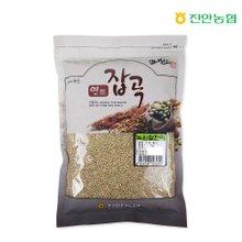 [진안농협] 연잡곡 녹원찰현미 1kg x 4봉