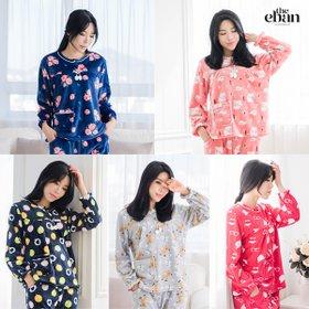 [EBAN] 꿀잠 여성 수면잠옷 상하세트/ 원피스 택1
