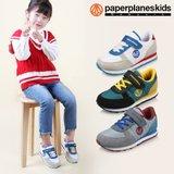 [페이퍼플레인키즈] PK7707 아동 운동화 아동화 유아 남아 여아 주니어 어린이 신발 슈즈 단화 브랜드
