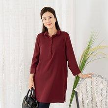 마담4060 엄마옷 가을롱타임블라우스 QBL908065