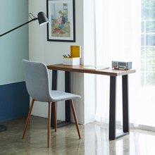 우드인미 민디원목 사이드 테이블 1000-ap/원목테이블/원목책상/다용도테이블