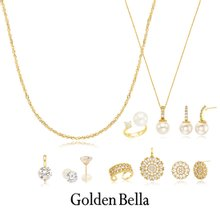 [골든벨라] 18K 골드 금 3종 피렌체 컬렉션 II
