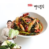 [식품명인 유정임의 명인김치] 열무얼갈이 3kg
