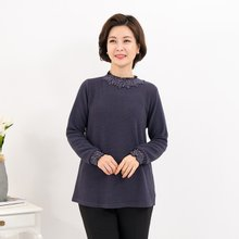 마담4060 엄마옷 우아하게티셔츠-ZTE912041-