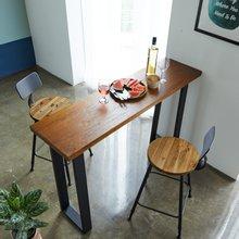 우드인미 민디원목 홈바테이블 1400-ap/원목테이블/사이드테이블/홈바식탁/카페테이블
