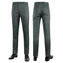[파파브로]남성 여름 노턱 스판 양복 팬츠 정장바지 LO-C117-차콜