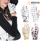 [아리체]골프장갑,마스크,토시 균일가 모음전!손등토시,메쉬장갑,마스크,자외선차단용품