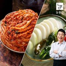 [늘품은] 포기김치7kg+동치미3kg (김하진이 추천한 김치)