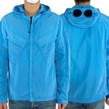 [씨피컴퍼니] 크롬 고글 후드 08CMOS026A 005148G 818 남자 오버 셔츠 자켓