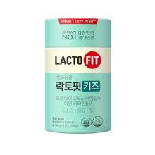 [종근당건강] 락토핏 생유산균 키즈 1통