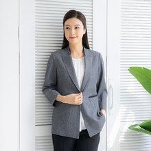 마담4060 엄마옷 유니크카라자켓-ZJK005017-