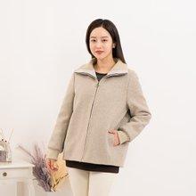 마담4060 엄마옷 링시보리점퍼-ZJP912031-