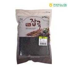 [진안농협] 연잡곡 흑미 1kg