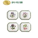 [포트메리온]보타닉가든 팔각접시(소) 4p