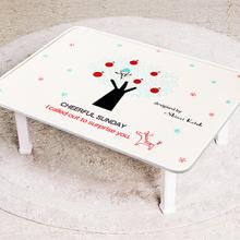 [귀여운 케릭 신지가토] 세이프티 테이블 치어플썬데이 ( 720*480) 찻상/노트북테이블로~