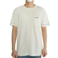[씨피컴퍼니] 로고 포켓 08CMTS297A 005431O 103 남자 반팔티셔츠