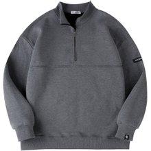 고스트리퍼블릭 남녀공용 오버핏 맨투맨 티셔츠 G2MT11-00WH