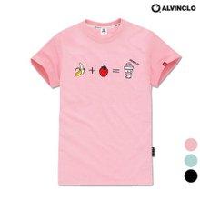 [앨빈클로]AST-3770 쉐이크 반팔 티셔츠