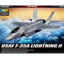 [아카데미과학] 1/72 미공군 F-35A 라이트닝 II 12507