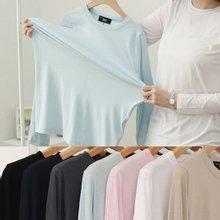 [웬디즈갤러리]살랑살랑 베이직 티셔츠 QTS001