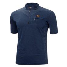 [파파브로]남성 여름 등산복 반팔 운동복 티셔츠 MB-H9-MC-네이비