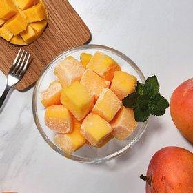 시원한 냉동과일, 애플망고 1kg x 3봉 / 총 3kg