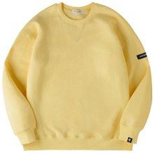 고스트리퍼블릭 남녀공용 오버핏 맨투맨 티셔츠 G2MT19-0WH