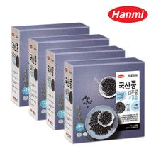 [한미] 국산콩 검은콩 고칼슘 64팩(190mlx16팩x4박스)