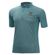 [파파브로]남성 여름 등산복 반팔 운동복 티셔츠 MB-H9-MC-청록